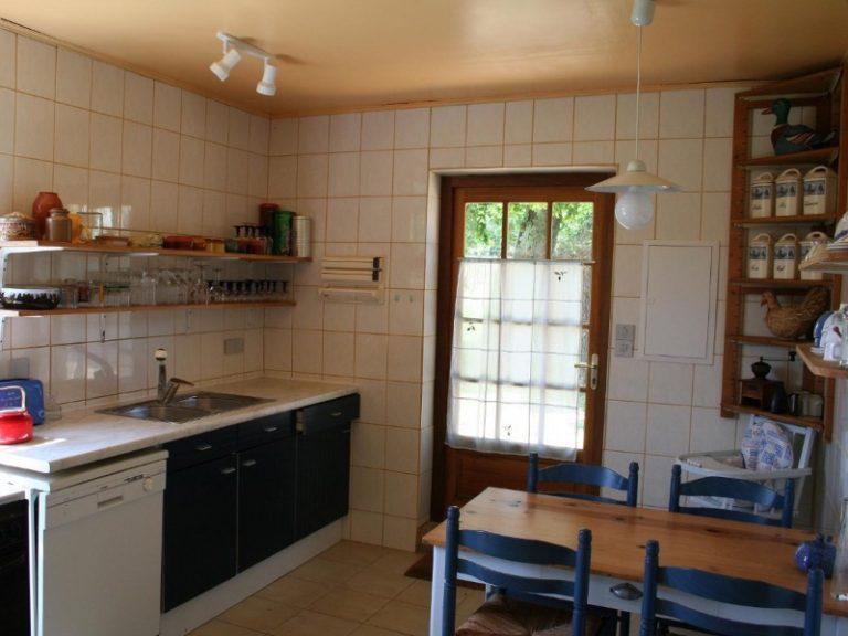 Bergerie keuken 1